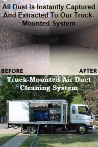 nettoyage de conduits d'air