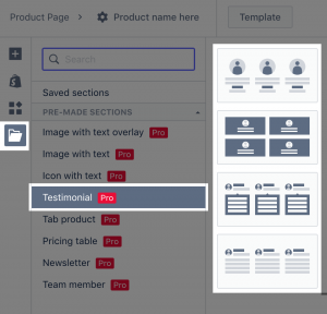 add video to shopify blog